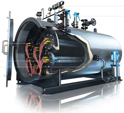 电加热蒸汽锅炉/热水锅炉