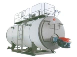 CWNS-卧式燃油燃气热