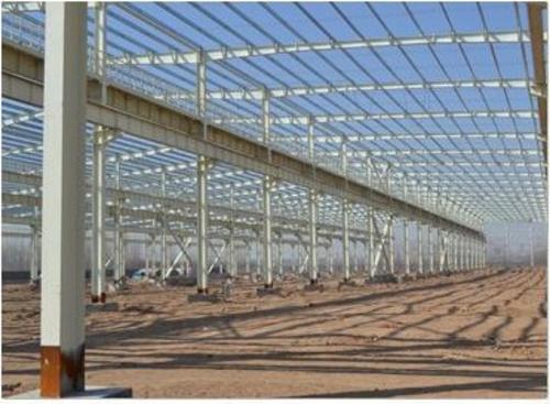 承接全国钢结构设计,制作