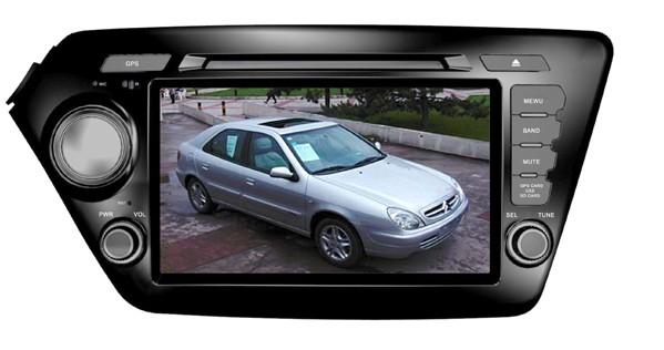 导航起亚K2DVD专用的车载DVD导航