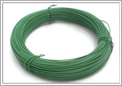 涂塑铁丝,PVC丝,PE丝,包塑丝,工艺丝,绑线,金属丝