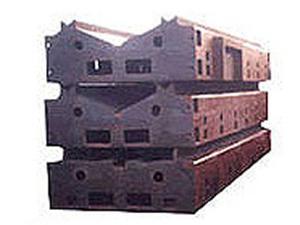 供应机床铸件 大型铸件 机床床身 床身铸件 地轨-泊头恒迅量具专业生产