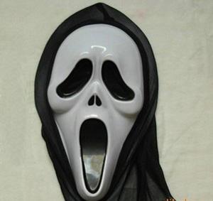 万圣节鬼怪面具制作方法