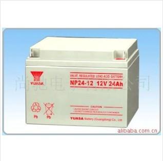 江苏汤浅蓄电池NP24-12 YUASA电池代理
