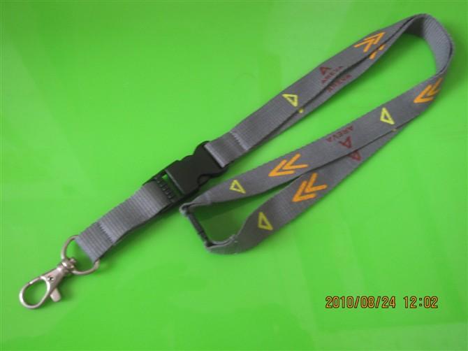广州专业生产挂绳挂带厂牌套手机绳工作证识