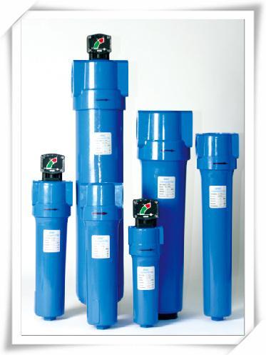 压缩空气除水除油除尘过滤器