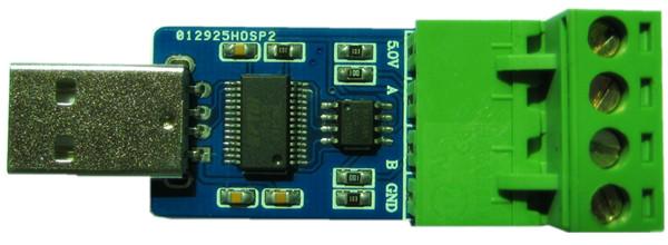 USB转RS485/RS244模块