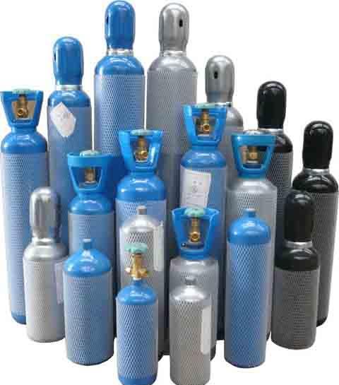 7升氧气瓶|无缝氧气瓶|山东省建设高压容
