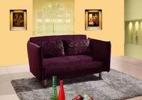 布艺沙发床/折叠沙发床/多功能沙发床/冠