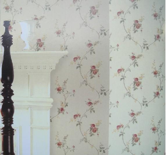 供应卧室装饰壁纸/房间装饰壁纸