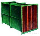 厂家专业生产济南折板式消声器 折板式消声