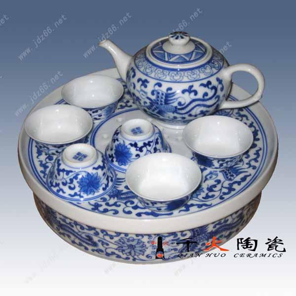 供应手绘陶瓷茶具