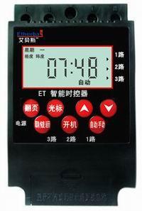 天文钟时控仪 经纬度时控器 路灯时间控制