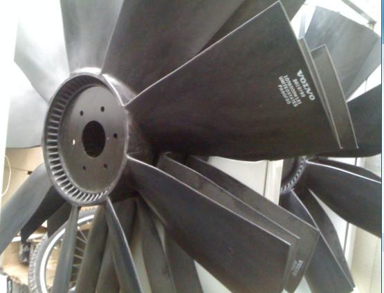 N沃尔沃TAD1631GE风扇1241水泵 发电机 节温器