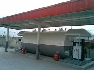 本公司长期供应玻璃钢双层防静电储油罐(赵